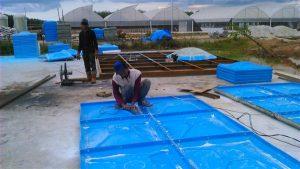 jual tangki panel fiber