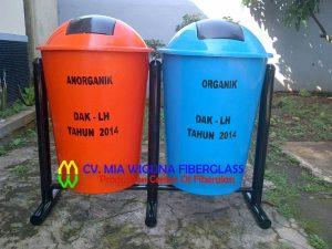 harga tong sampah organik dan anorganik