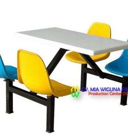harga meja dan kursi kantin dan restoran
